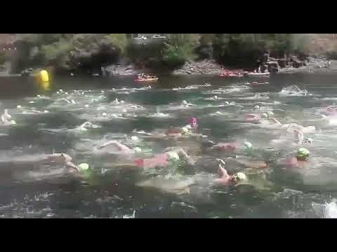 Los héroes acuáticos, ¡al Sil!