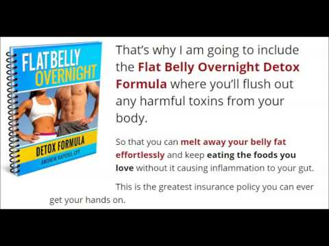 Flat Belly Overnight >> Flat Belly Overnight Review Does It Work Scam Youtube
