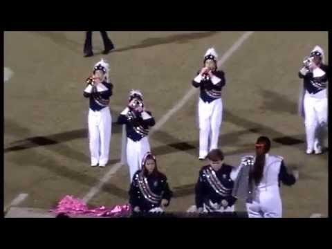 2015 Charles Henderson High School Band 10 16 2015