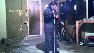 Los temerarios Karaoke Creo que voy a llorar canta Pedro Velaquez