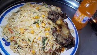 LEARN A SPECIAL WAY OF COOKING SPAGHETTI... VERY INTERESTING!!!