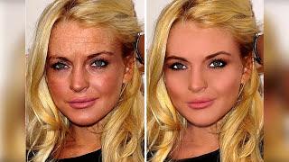 Сплошной обман - 25 фотографий звезд до и после фотошопа