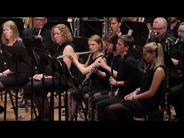 Wine Dark Sea, Movement 2 - John Mackey performed by Uppsala Blåsarsymfoniker