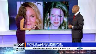 Lexington Plastic Surgeons Renee Zellweger PIX 11 Morning News WPIX CW