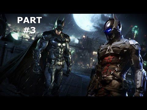 Batman Arkham Knight Part 3 Gotham City Police Department & Firefighter