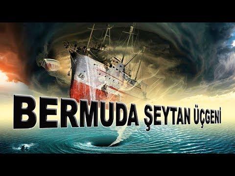 Bermuda Şeytan Üçgeni - Uzaylılar mı, Doğaüstü Olaylar mı, Atlantisliler mi ? HD