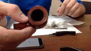 Как правильно чистить трубки.