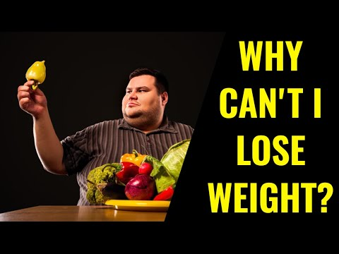 Why Can't I Lose Weight For Men Over 40 (4 Keys Of Weight Loss)