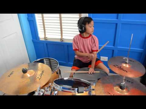 Twenty One Pilots - Guns For Hands (Drum...