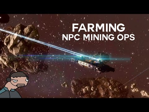 Farming NPC Mining Operations For Beginners