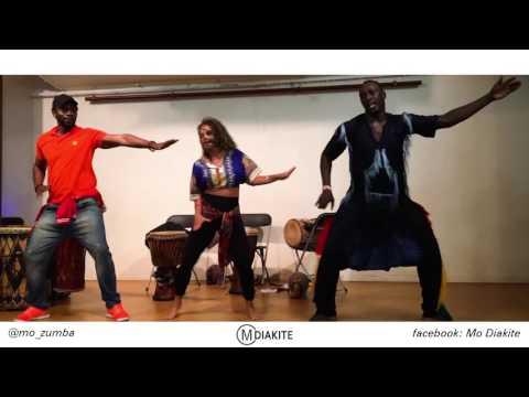 MO DIAKITE: Aibo  Mystro Zumba® fitness choreography