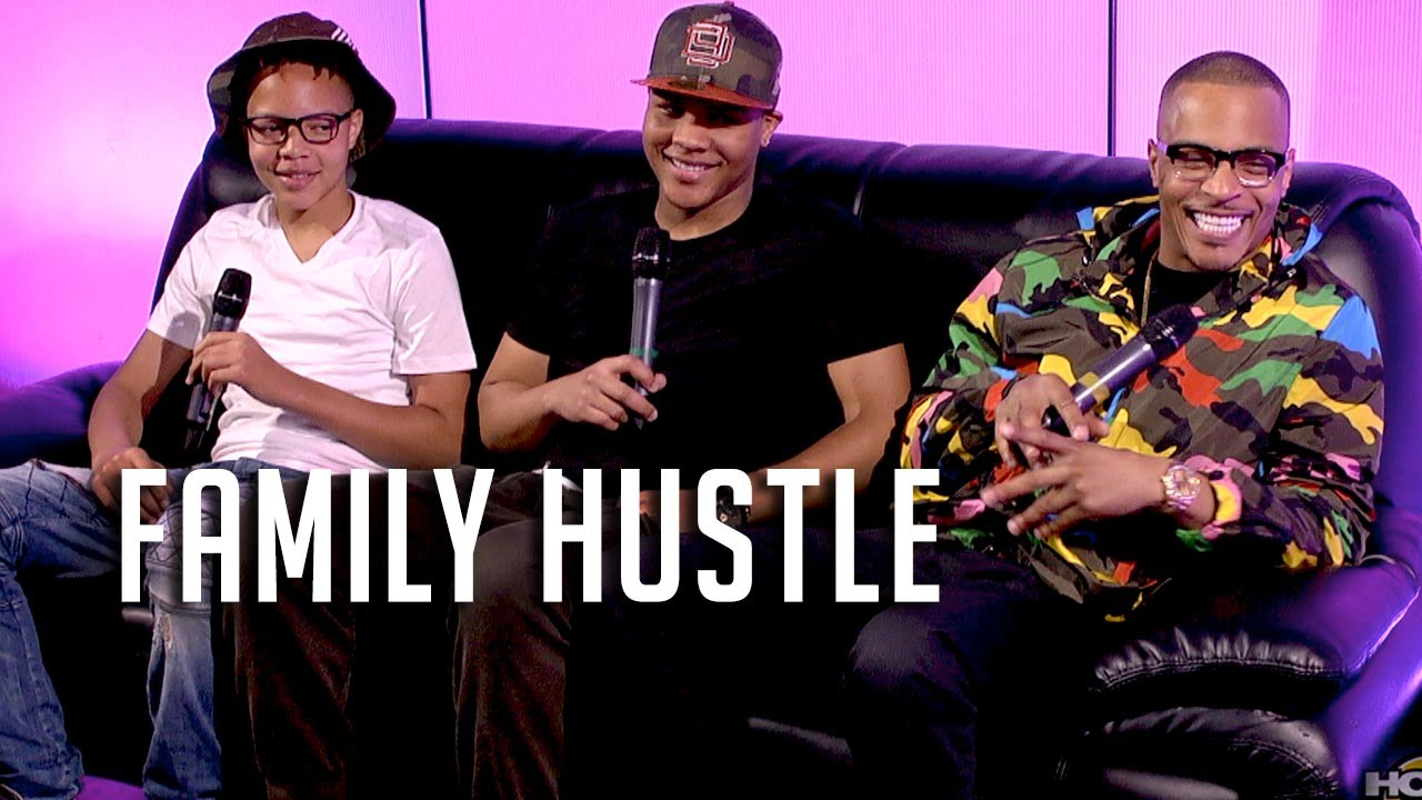 T.I. & Sons Trade Stories, New Music & Address 'The Family Hustle'