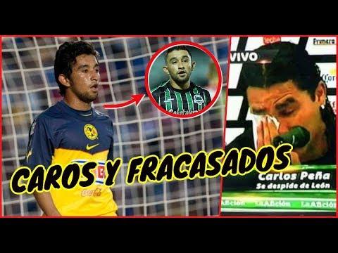 6 Futbolistas Mexicanos Que SALIERON CAROS Y FUERON UN ENGAÑO