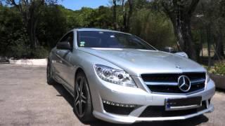 Mercedes-Benz CL63 AMG 2011 Videos