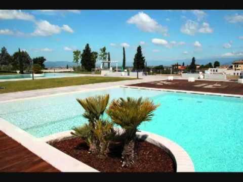 Klab marignolle piscine esterne youtube - Piscine interrate firenze ...