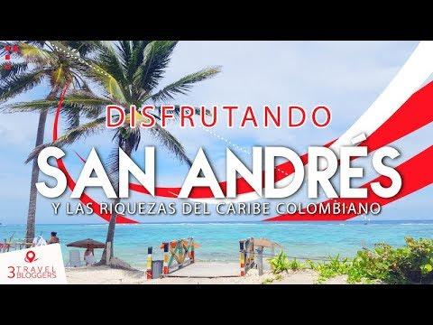 🇨🇴¿Qué Hacer en San Andrés Islas 2018?🇨🇴 - 3 Travel Bloggers