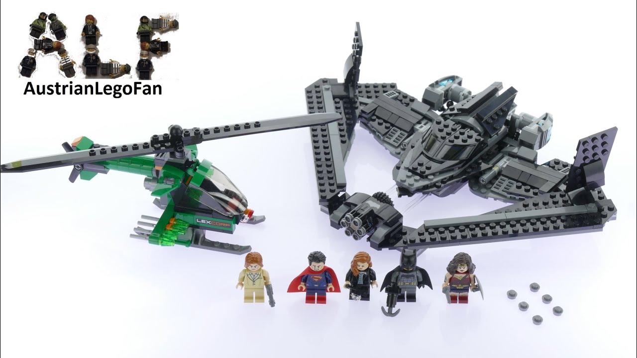 Lego Super Heroes 76046 Heroes of Justice : Sky High ...