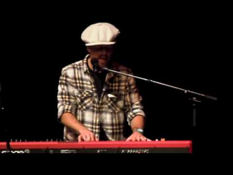 Jason Mraz - (most of) Camouflage & My Own Shit (live on piano)