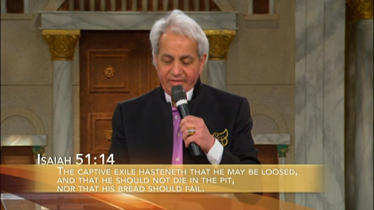 Benny Hinn Healing 2015 | Breaking Strongholds in Your Life