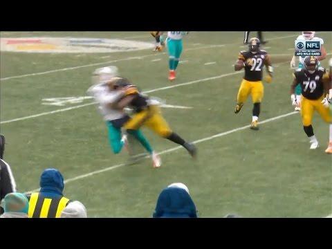 Pittsburgh's Bud Dupree