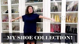 My Shoe Collection | Laureen Uy