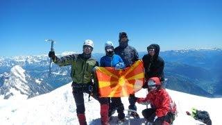 Mont Blanc 4808m - 31 july 2013