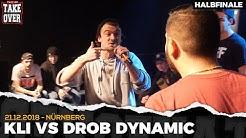 Drob Dynamic vs. Kli - Takeover Freestyle Contest | Nürnberg 21.12.18 (HF 2/2)