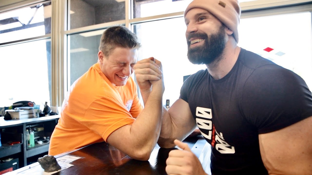 Arm Wrestling Steve Will Do It Youtube Available in a range of colours and styles for men, women, and everyone. arm wrestling steve will do it