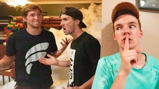 SNEAKING INTO THE FUNK BROS HOUSE!!
