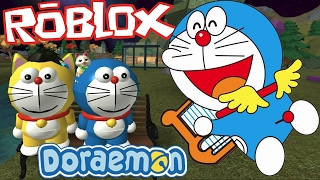 World Roblox came a stretch of Doraemon holiday episode, let's go with the Doraemon Doraemon [N.N.B CLUB]