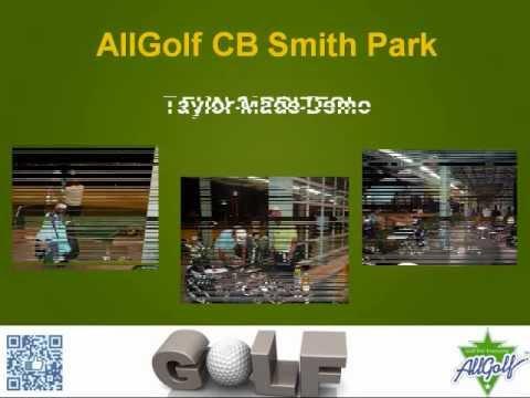 Allgolf Cb Smith Park Driving Range Batting Cages