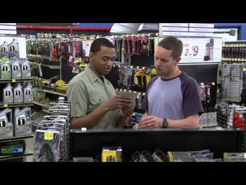 Explore an Auto Parts Store