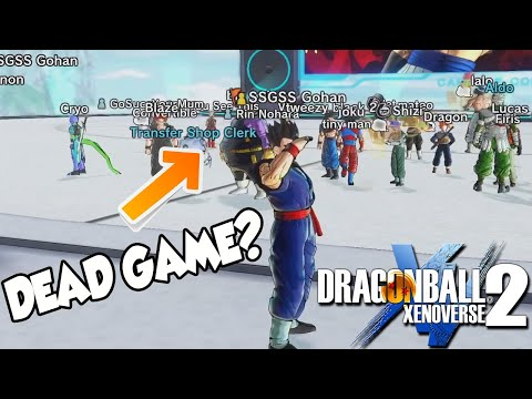 PROOF Xenoverse 2