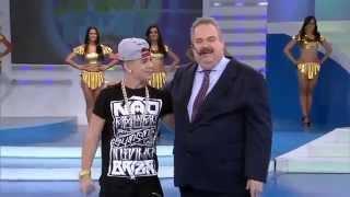 MC Biel, o Justin Bieber Brasileiro - Sábado Total com Gilberto Barros