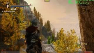 Requiem - повышение уровня FIX for Skyrim Dark Souls Edition