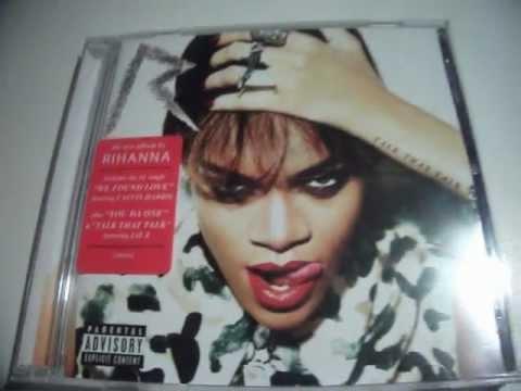 REVIEW: Rihanna 'Talk That Talk' CD