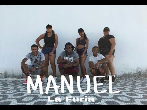 Manuel - La Fúria  Coreografia Ritmos Fitness
