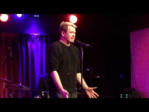"B'way Loves Houston @ The Green Room 42 ""Out There"" Michael Arden"