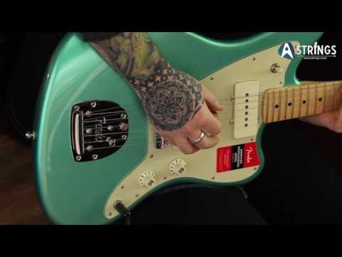 2017 Fender Professional Jazzmaster First Look