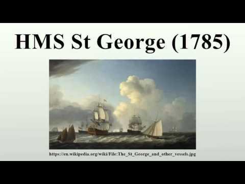 HMS St George (1785)