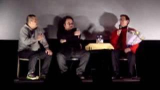 2003年12月13日,自由が丘武蔵野館での丹波哲郎先生トークショーです。
