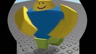 Roblox's Noob dancing Fernanfloo's rap