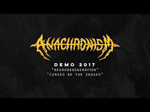 ANACHRONISM [OFFICIAL DEMO STREAM] (2017) SW EXCLUSIVE