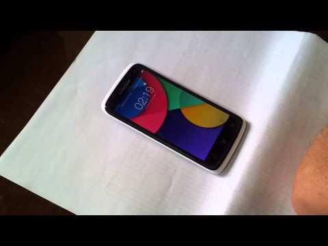 AliExpress Lenovo s820 touch screen damaged