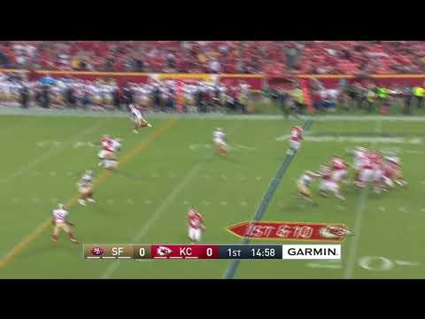San Francisco 49ers Vs Kansas City CHIEFS preseanson 2017 HIGHLIGHTS