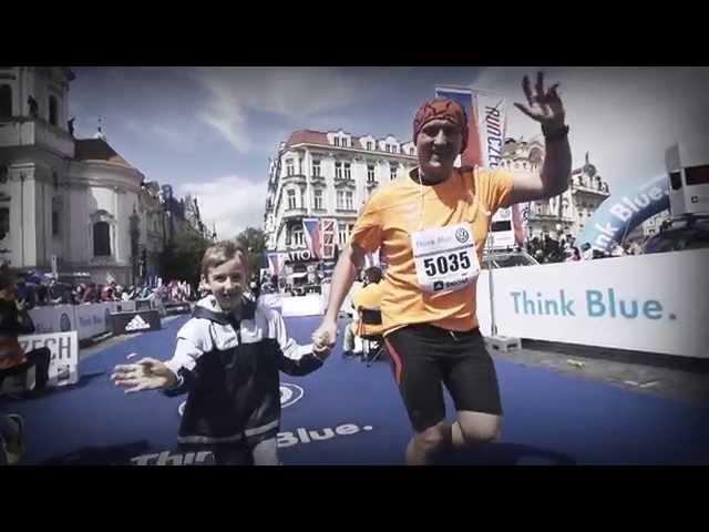 Volkswagen Prague Marathon 2014