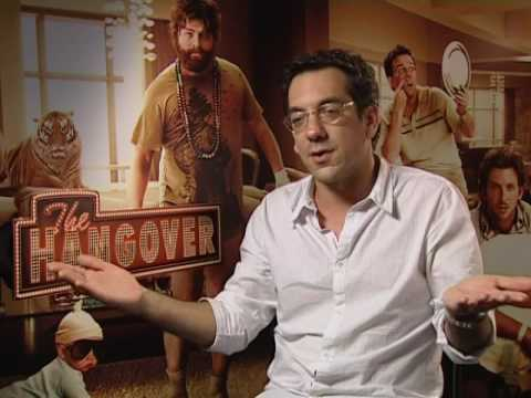 The Hangover : Todd Phillips  Exclusive