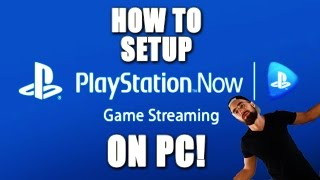 Playstation Now On Pc | Tutorial On How To Play Ps Exclusives On Pc!