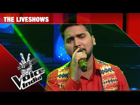 Mohd Danish - Sanu ek pal | The Liveshows | The Voice India S2