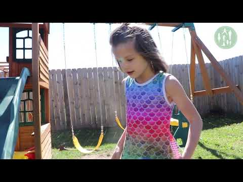 Fun Outside Playtime and Scripting for Sisters with Autism